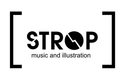 strop music and illustration